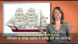 Thành ngữ tiếng Anh thông dụng: That ship has sailed (VOA)