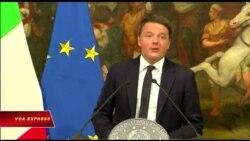 Thủ tướng Ý từ chức