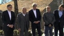 اشرف غنی در پنتاگون از حمایت آمریکا از افغانستان تقدیر کرد