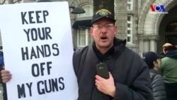 Silahlanmayı Savunanlar da Washington'da