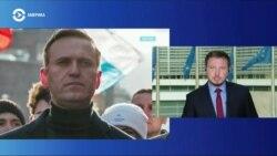 Навального вывели из медицинской комы