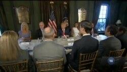 Трамп: уряд повинен подолати епідемію наркотичної залежності в країні. Відео