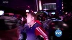 Navalny လြတ္ေျမာက္ေရး ရုရွား ဆႏၵျပပြဲမ်ား