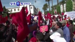 VOA60 AFRICA - MARCH 14, 2016