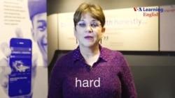 hard (adjective)