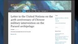 Người Việt ký thư yêu cầu TQ đưa tranh chấp Hoàng Sa ra tòa án quốc tế