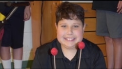 美国万花筒:美国自闭症儿童的正常生活