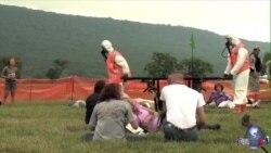 公民士兵:走进国民警卫队训练营