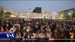 Protestat qytetare në Malin e Zi