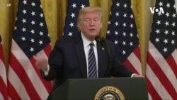 特朗普總統說看到新冠病毒與武漢病毒研究所有關的證據