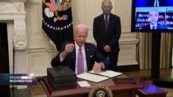 Prva Bidenova sedmica u Bijeloj kući
