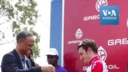 L'Italien Attilio Viviani remporte la première étape de la course cycliste Tropicale Amissa Bongo