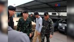 """Principal sospechoso"""" arrestado en Tailandia"""