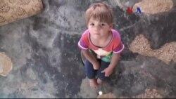 Suriyeli Çocuklar Travma Yaşıyor