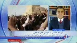 حاتمی: مردم میخواهند فضای امنیتی رفع بشود نه اینکه بخاطر حضور در پاسارگاد بازداشت شوند