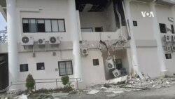菲律賓南部地震導致一死多傷