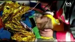 Ayda'nın Sağlık Ekiplerinden İlk İsteği 'Köfte-Ayran'