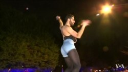 LGBT Activists Stage Dance Party Near Pence Home