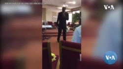 VOA英语视频: 不同背景的非洲裔牧师分享相同感受