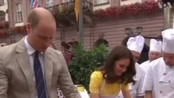 NO COMMENT: Արքայազն Ուիլիամն ու դքսուհի Քեյթը Գերմանիայում փրեթզլ են պատրաստել