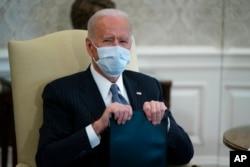 46'ıncı başkan Joe Biden, 78 yaşında ve Amerika'nın en yaşlı başkanı
