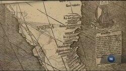 """""""Америка"""" вперше з'явилась на карті у 1507 році. Відео"""