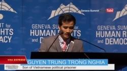 VN bị tố cáo vi phạm tại Thượng đỉnh Nhân quyền ở Geneva