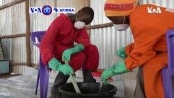 VOA60 AFIRKA: A Kenya Wani Dan Gudun Hijira Daga Burundi Innocent Havyarimana Yana Bada Gudunmawar Yaki Da COVID-19