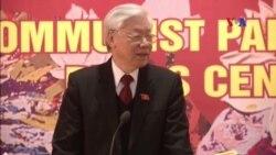 Ông Nguyễn Phú Trọng 'bất ngờ' vì được bầu lại
