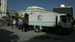 هشدار صلیب سرخ در مورد وضعیت امداد رسانی در غوطه