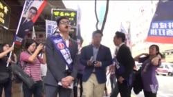 """""""伞兵""""投身香港区选 延续雨伞运动精神"""