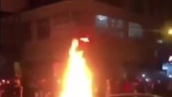 فیلم ارسالی شما: اعتراض در شیراز