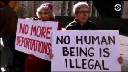 Белый дом усиливает борьбу с нелегальной иммиграцией