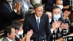 یوشیهیده سوگا، نخست وزیر ژاپن