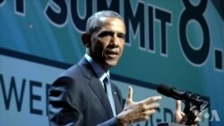 伊朗外交之后 奥巴马施政目标转向气变