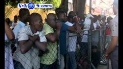 VOA60 DUNIYA:Yan Kasar Haiti Suna Fuskantar Kora Daga Domincan Republic, Yuni 17, 2015
