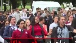 ماجرای رقص هاکا در مقابل مسجد در نیوزیلند چه بود