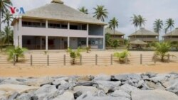 Ghana Working to Save Eroding Coastlines