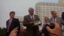 Годовщину ГКЧП Путин встретил в Крыму