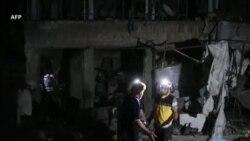 Quatorze civils tués dans des frappes sur Idleb