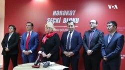 """""""Hərəkət"""" seçki bloku yaradılıb"""
