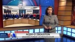 AQSh-O'zbekiston: Vashingtonda muzokaralar