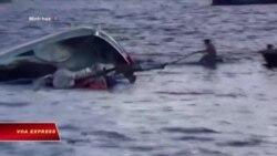 Trung Quốc bị tố ngăn cản hoạt động trục vớt tàu cá Việt lâm nạn