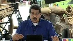 Venezuela: Maduro insta a reactivar el diálogo
