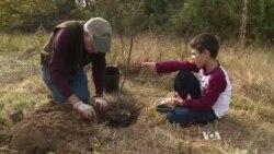 Faith Communities Plant Trees Where They Pray
