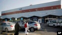 تصویر از فرودگاه ابها در جنوب عربستان سعودی - آرشیو