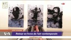 Yéanzi, défenseur de la culture et de l'art ivoiriens