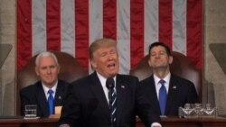 Presidente Trump pide al Congreso revocar 'Obamacare'