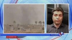 دیدار رئیس جمهوری عراق از ایران