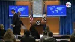 EE.UU. optimista ante posible ingreso de ayuda humanitaria a Venezuela